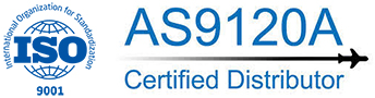 ISO and AS9120A certified